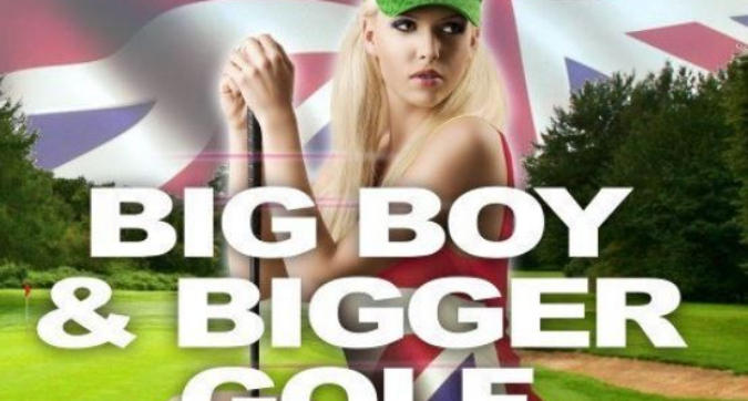 """Golf a luci rosse protagonista di una """"gara"""" inglese: è polemica"""