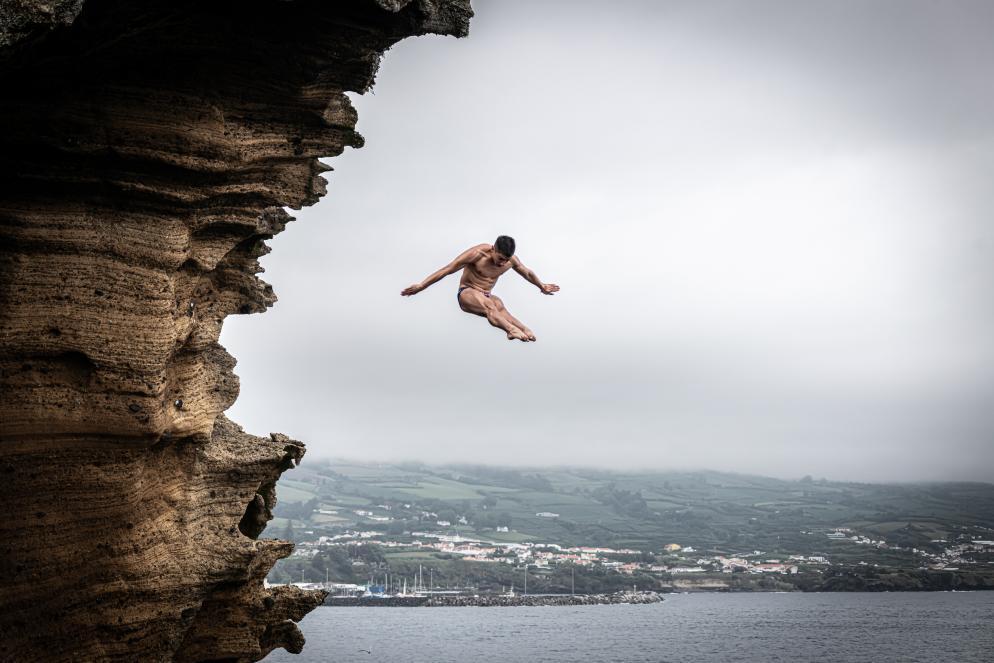 Cliff diving e altri sport a confronto