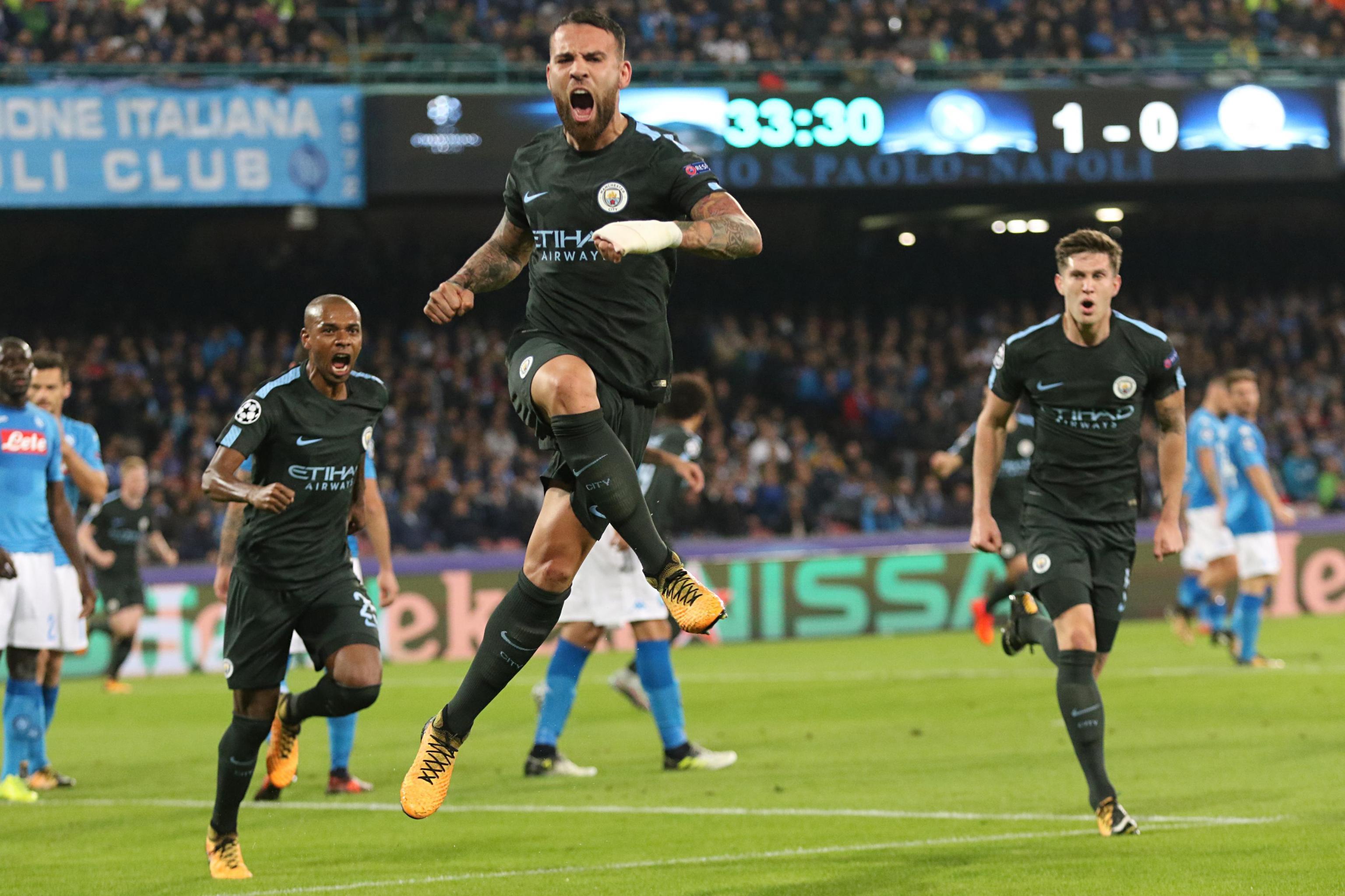 Champions: il City fa poker, per il Napoli ottavi lontani