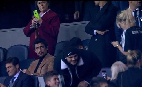 Icardi (Inter) e Wanda Nara