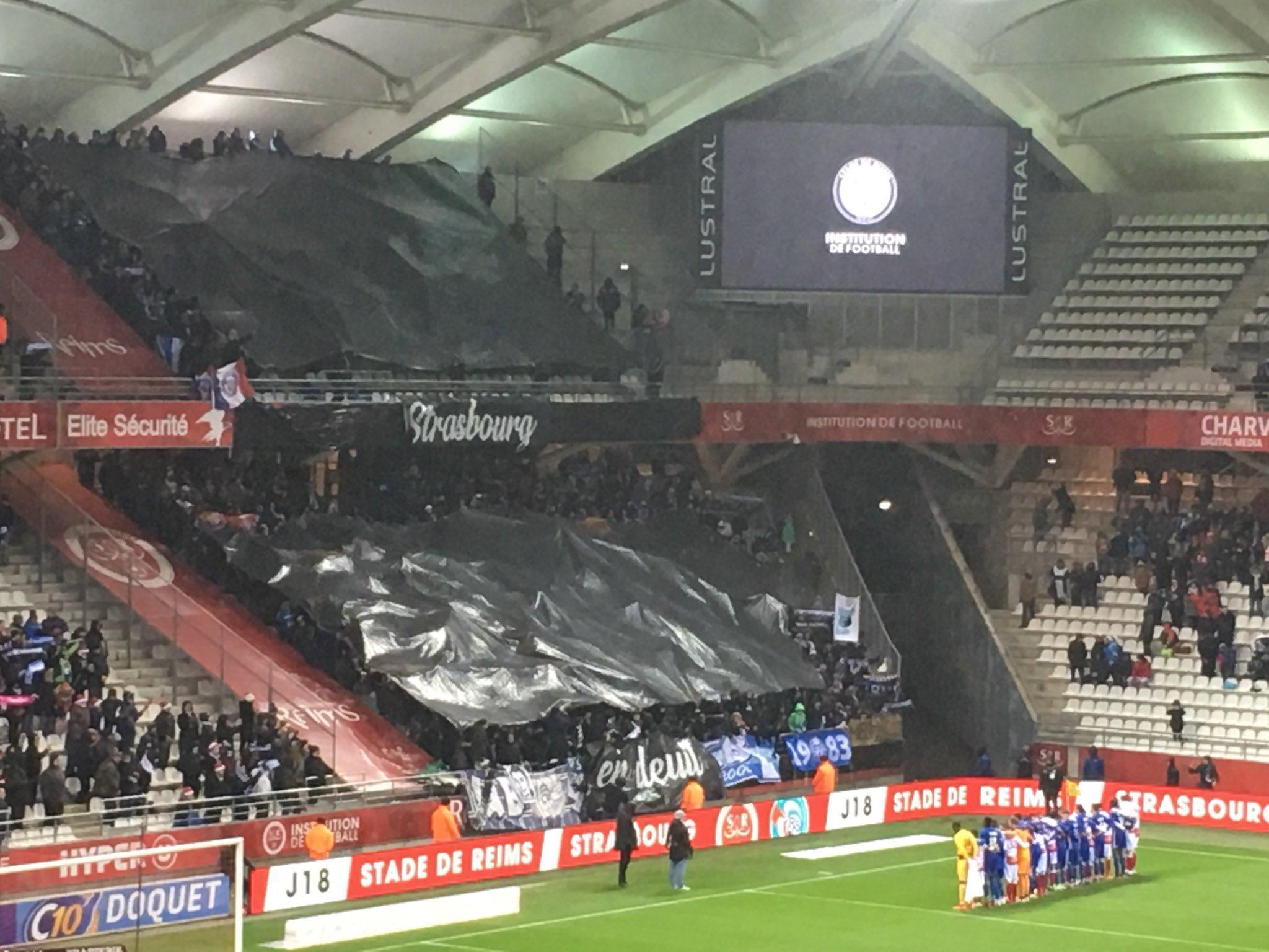 Reims-Strasburgo, la Ligue 1 ricorda la strage