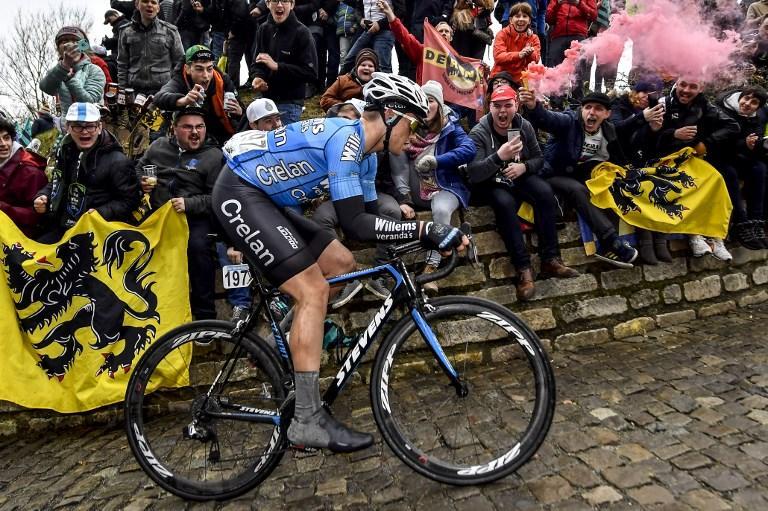 Michael Goolaerts (8 aprile 2018)  - Il ciclista belga è stato colpito da un arresto cardio-circolatorio durante la Parigi-Roubaix a 23 anni