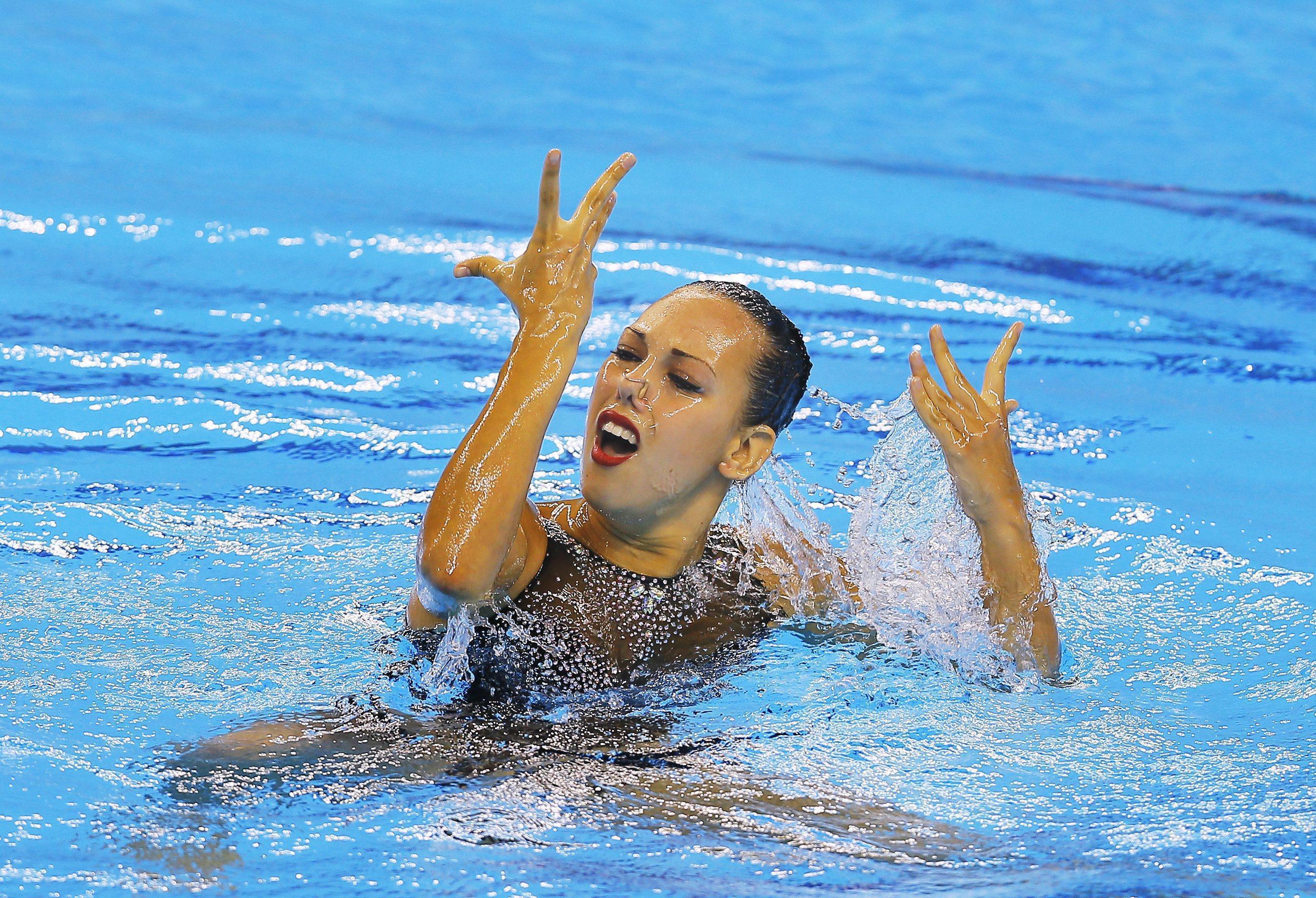 Noemi Carrozza (15 giugno 2018)  - La campionessa di nuoto sincronizzato è stata vittima di un incidente stradale a soli 21 anni