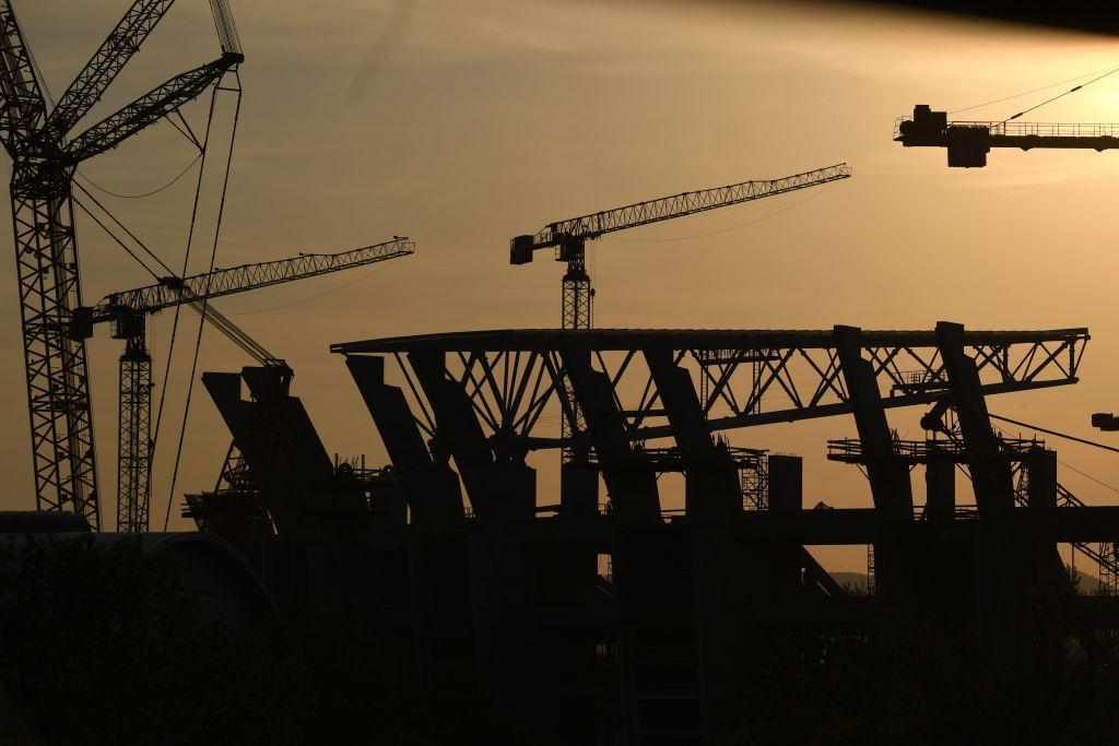 Budapest (Ungheria): Ferenc Puskas Stadium (demolito, in costruzione quello nuovo)