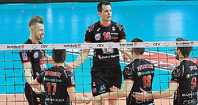 Volley, A1: Macerata suona la nona, Trento stende Piacenza