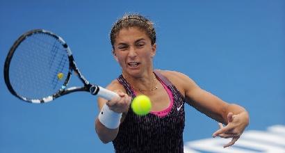 Australian Open: Errani e Vinci subito fuori