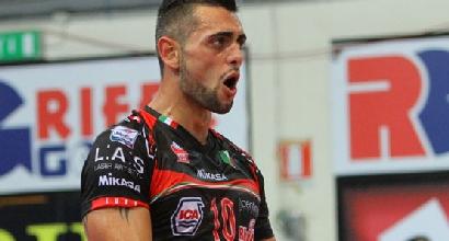 Volley, Champions: Macerata e Piacenza, male la prima