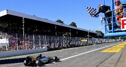 Gp Monza, Ansa Foto