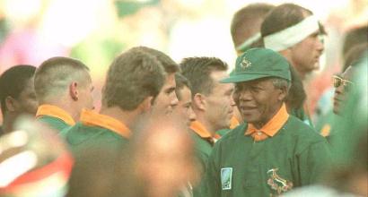 Mandela, Afp