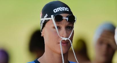 Pellegrini super: nuovo record italiano nei 100 stile libero