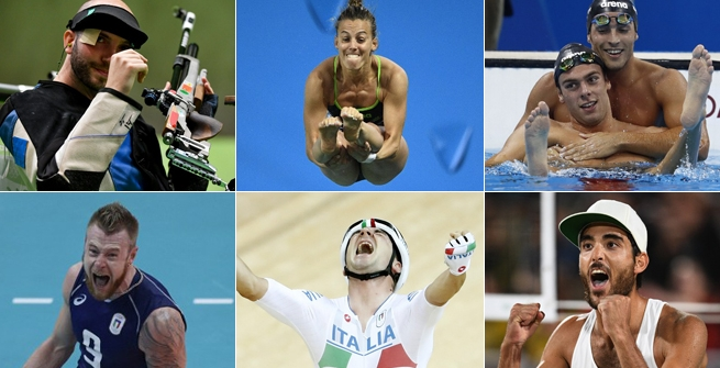 Rio 2016: emozioni azzurre, dalla Cagnotto a Campriani. Dall'Italvolley maschile a Paltrinieri. Quale vi ha colpito di più?