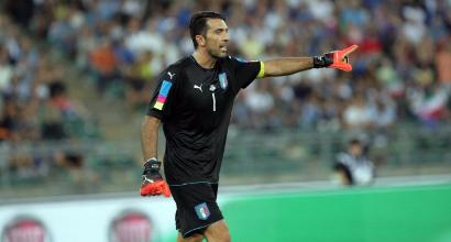 Calcio: applausi Marsigliese, Infantino