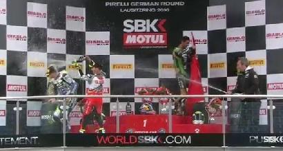 Supersport, Sofuoglu vince al Lausitzring e vede il titolo