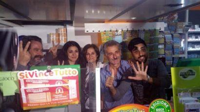 Superenalotto, in Calabria la vincita record da 163 milioni di euro