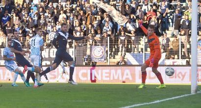Serie B , Spal - Brescia