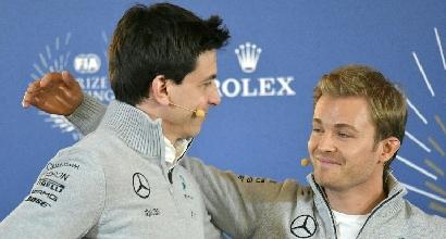 Nico Rosbeg annuncia il suo ritiro dalla F1