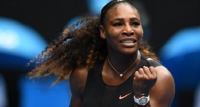 Australian Open, Errani avanti