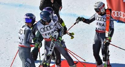 Sci, Mondiali 2017: Francia d'oro nel team event, flop Italia