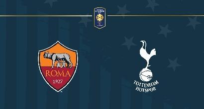 Juventus-Roma, il 30 luglio amichevole negli Usa per l'International Champions Cup