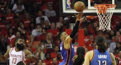 Nba: ai Thunder non basta Westbrook