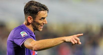 Fiorentina: G.Rodriguez addio in lacrime