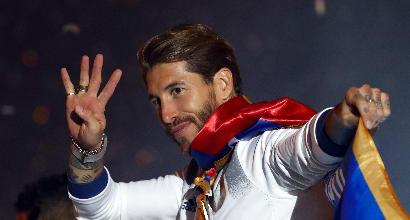"""Sergio Ramos: """"Juve fortissima, non la migliore. Il Napoli è meglio"""""""