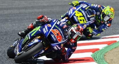 """MotoGP, Rossi: """"C'era il rischio di poter faticare, ma speravo meglio"""""""