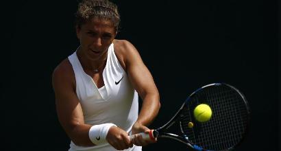 Wimbledon: Errani e Travaglia ko