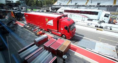 F1, tutto pronto per il Gp di Monza: effetto Ferrari sui biglietti