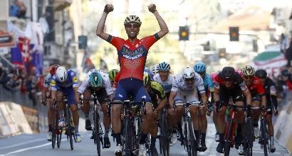 Nibali vince la Milano-Sanremo