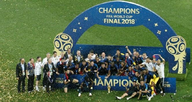 Francia, ecco chi sono i 23 campioni del mondo