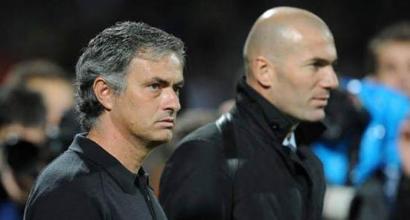 """L'Équipe: """"Zidane al Manchester United al posto di Mourinho"""""""