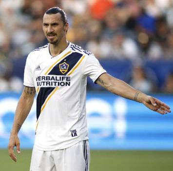 Los Angeles Galaxy, Ibrahimovic verso l'addio: l'Egitto lo tenta