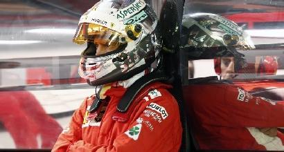 """F1, Vettel: """"Mondiale, non è finita. Vorrei i consigli di Schumacher"""""""