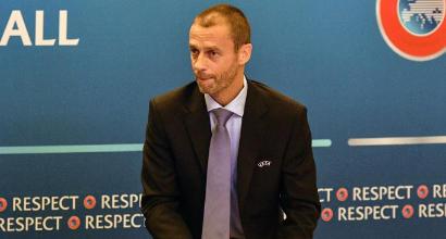 Uefa, Ceferin rieletto presidente: