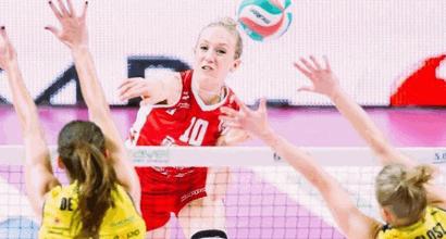 Volley, serie A1 femminile: Conegliano vince la regular season