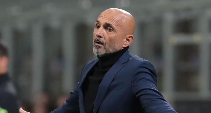 Inter,Spalletti: