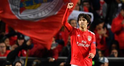 Benfica, il presidente blinda Joao Felix e pensa ad alzare la clausola