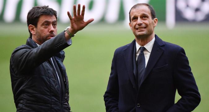 Juventus, in settimana probabile l'incontro tra Agnelli e Allegri