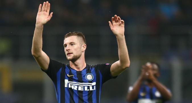 """Mercato, Skriniar sicuro: """"Il mio futuro sarà all'Inter"""""""