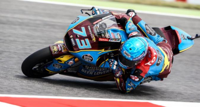 Moto2 Italia, vince Marquez davanti a Marini