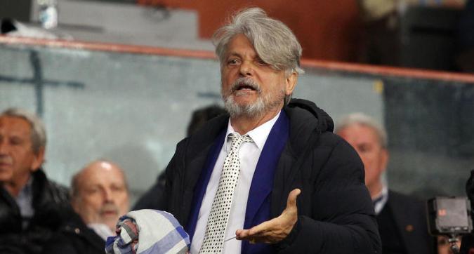 """Samp, Ferrero: """"Con Giampaolo il Milan farà un grande acquisto"""""""