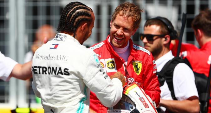 """Mercedes, Hamilton rende onore: """"Non sono deluso, Ferrari più forte"""""""