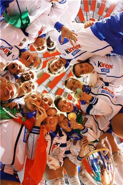 Pallavolo, successo dell'Italia al Mondiale Under 18 femminile<br /><br />