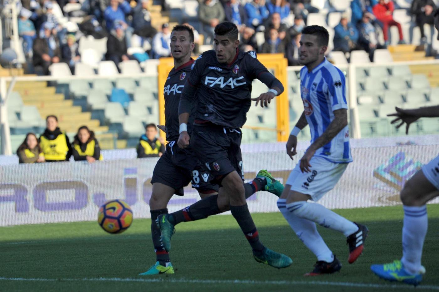 Serie A: il Bologna sfata il tabù trasferta