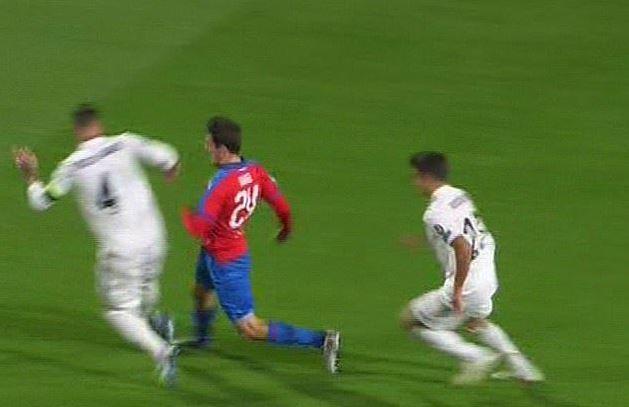 Ramos, colpo proibito