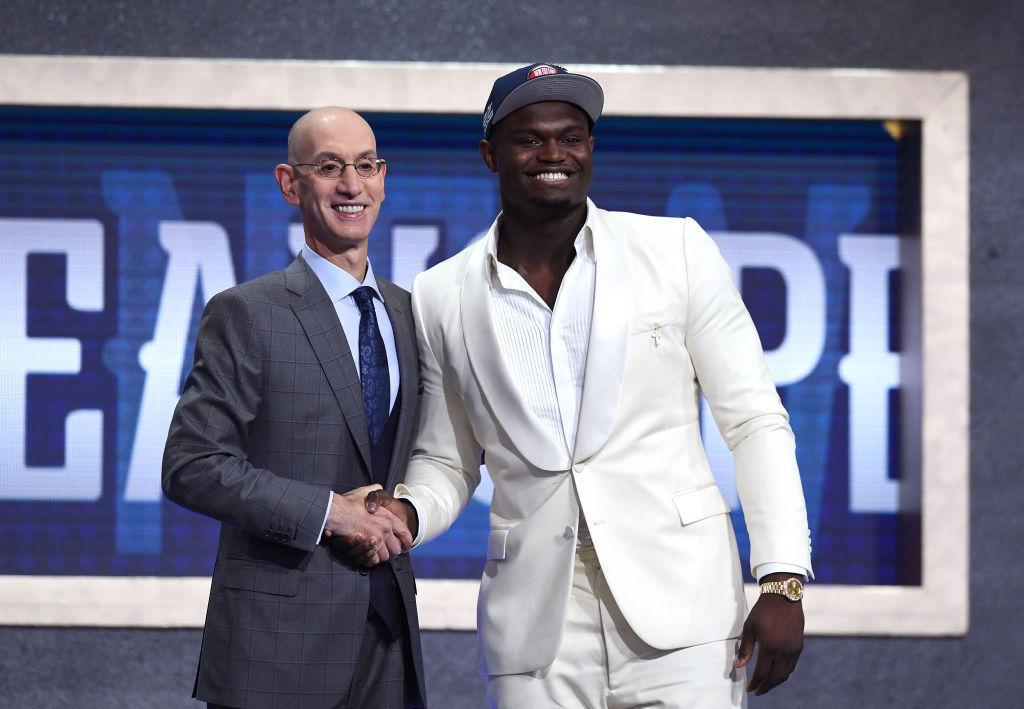 Nba Draft, Williamson numero uno a New Orleans