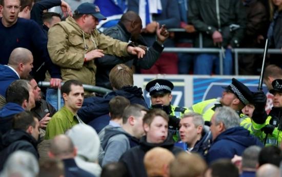 Botte a Wembley