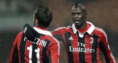Milan: in lista Champions c'è Pazzini, Niang tagliato per errore