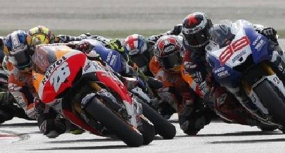 Il via del GP malese (Reuters)
